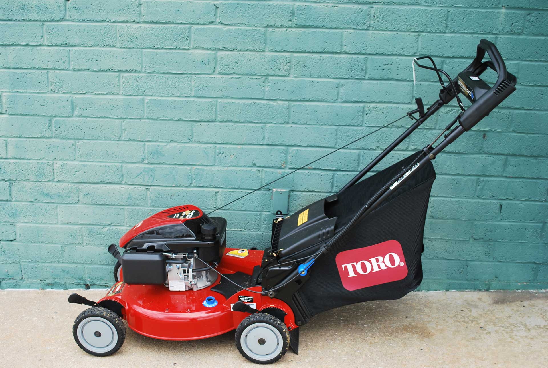 Toro Self Propelled Mower L Green Country Arms Amp Pawn